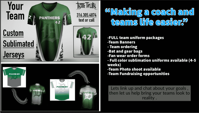 Coaches Uniform Add