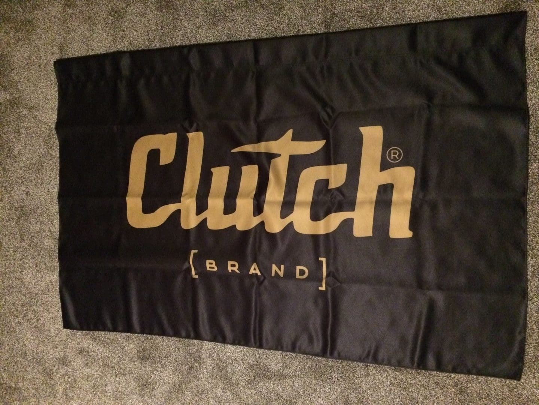 Clutch Studios Wrinkle Free Flag