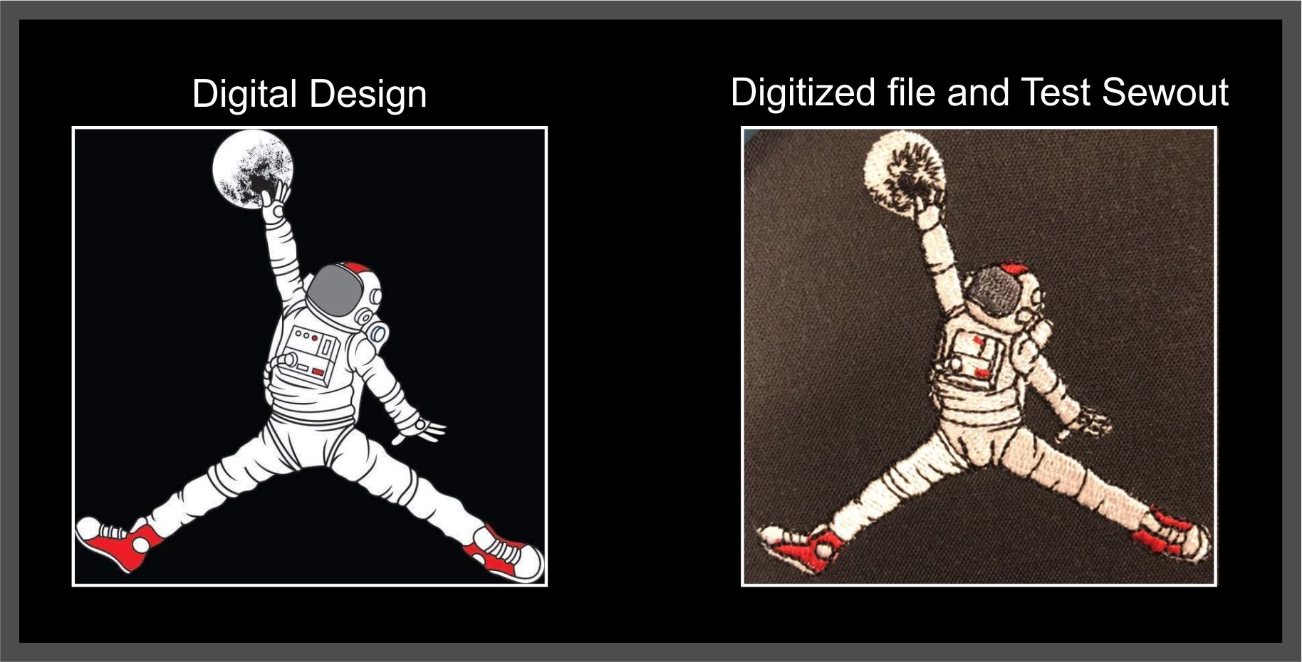 Design Digitizing explained
