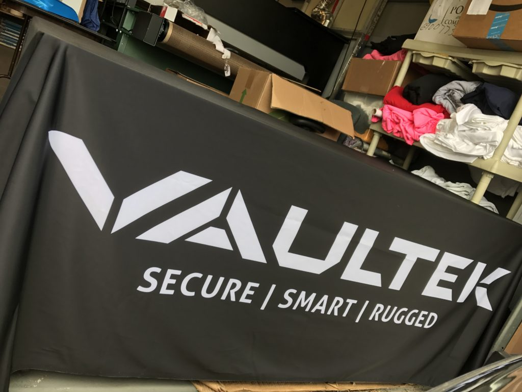 Vaultek - Table Cover
